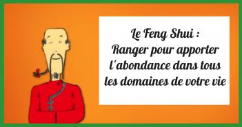 Maître Li explique le fonctionnement du Feng Shui