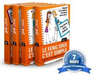 livres pour apprendre le Feng Shui