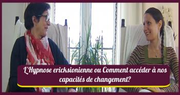 Audrey Scaviner et Marie Christine Pallotta en interview