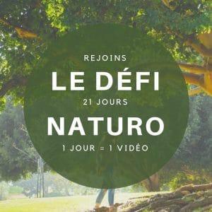 affiche défi 21 jours Naturopathie