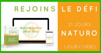 Affiche pour Apprendre la naturopathie