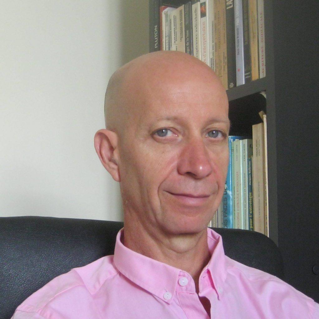 photo Alain Arrighi, Tarologue
