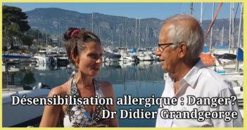 désensibilisation allergique danger