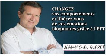 Se former en ligne à l'EFT avec Jean-Michel Gurret