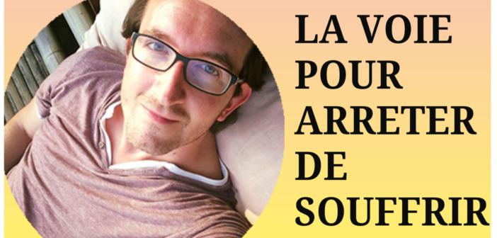Comment en finir avec la souffrance psychologique avec Adrien Piret