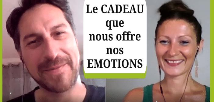 Et si nos EMOTIONS avaient un énorme CADEAU à nous OFFRIR ? avec Quentin Lions